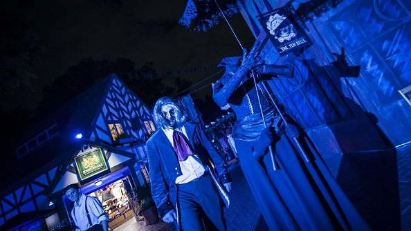 Howl O Scream Busch Gardens Williamsburg