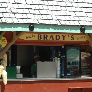 Ireland - O'Brady's - Snacks - 2014