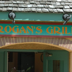 Ireland - Grogan's Grille - Food - 2014