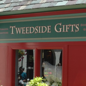 Scotland - Tweedside Gifts - Shop - 2014