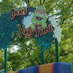 Forest of Fun - Oscar's Yucky Forest - Playplace - 2014
