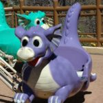 Land of the Dragons - Flutter Sputter - Kiddie Ride - 2016