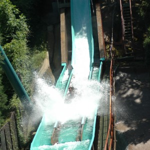 New France - Le Scoot - Water Ride - 2014