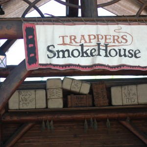 New France - Trapper's Smokehouse - Food - 2014