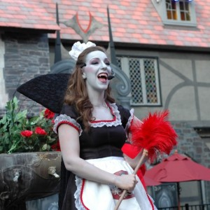 Howl-O-Scream - Germany - Blood Banquet - Show - 2014